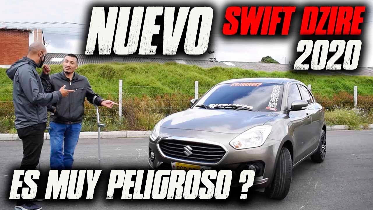 ES MUY PELIGROSO?? Nuevo Suzuki Swift dzire 2020