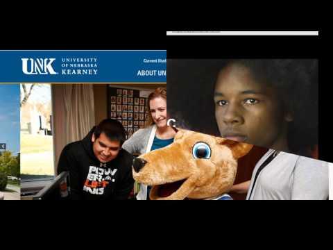 University of Nebraska Kearney online Admissions Application