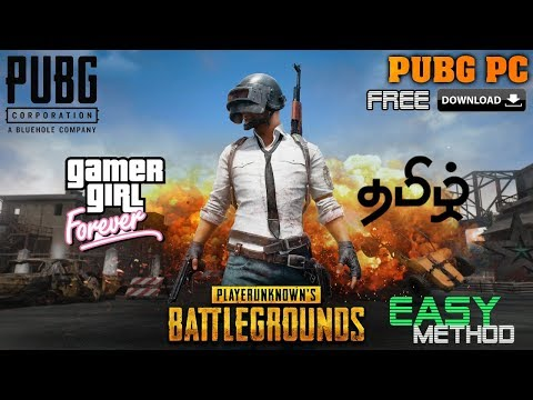 Download How To Install Pubg Pc For Free In Tamil Pubg Pc