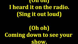 Heard It On The Radio Lyric Video-Austin and Ally (Full Song)