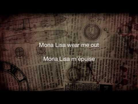 The Ballad Of Mona Lisa - Panic! At The Disco Lyrics English/Français