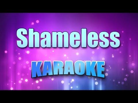 Brooks, Garth - Shameless (Karaoke version with Lyrics)