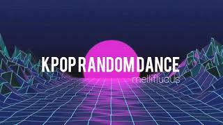 kpop random dance   bts, twice, red velvet, exo, etc