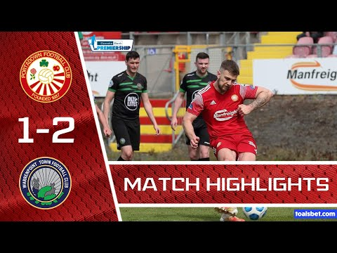 Portadown Warrenpoint Goals And Highlights