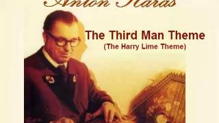 Anton Karas - The Third Man Theme (The Harry Lime Theme)