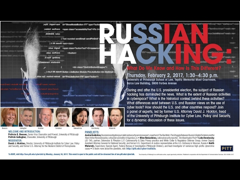 Russian Hacking:  What Do We Know and How is this Different?