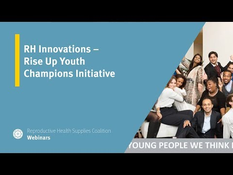 RH Innovations – Rise Up Youth Champions Initiative