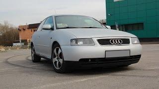 Тест драйв Audi A3 (обзор)