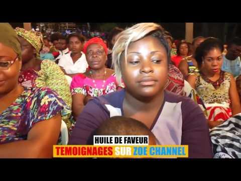 TEMOIGNAGES SUR LA PUISSANCE DE L'HUILE DE FAVEUR