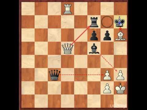 Chess Tactics : Tactic: Decoy/Deflection