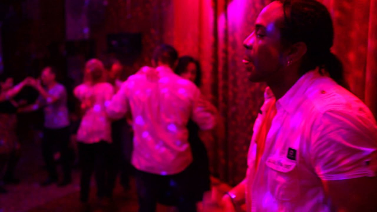 Salsaparty im Presseklub Erfurt