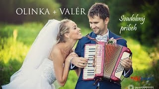 Olinka + Valér_Svadobné promo video_Big Slovak wedding