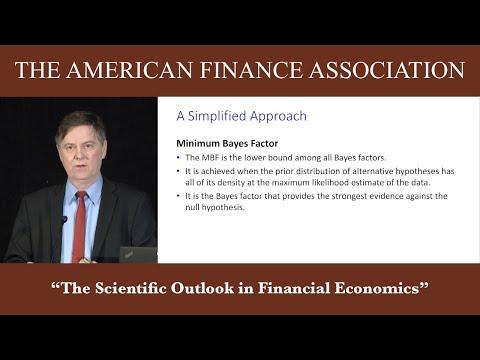 2017 AFA Presidential Address: The Scientific Outlook in Financial Economics
