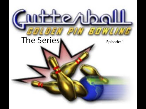 Gutterball Golden Pin Bowling: The Series: Episode: 1 Welcome To Gutterball Bowling Alley