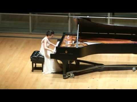 Franz Liszt Annees de Pelerinage: Premiere Annee (Suisse)--Luwen Chen