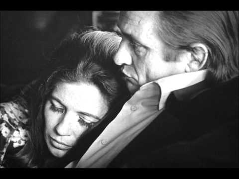 Johnny Cash and June Carter - It Ain't Me Babe
