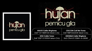 Hujan - Pemicu Gila [Official Lyrics Video]