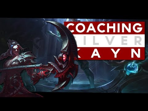 Metaphor Coaching | SILVER 5 Kayn LIVE GAME