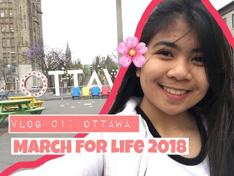 Ottawa: March for life 2018