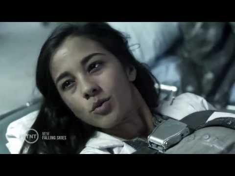 Falling Skies Dr. Lourdes Delgado   The Monster Within