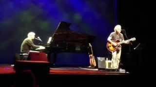"BOB WEIR & BRUCE HORNSBY - ""Hell In A Bucket"" live 3/31/12"