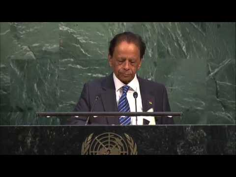 SAJ Speech United Nations General Assembly 22 June 2017