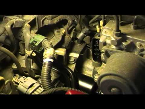 2002 Honda Odyssey ATF and Filter Replacement - YouTube