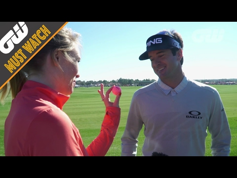 Big Interview: Bubba Watson at the PGA Merchandise Show