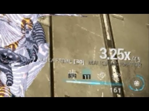 Warframe Riven challenges guide : 3x Melee combo multiplier for 30 seconds