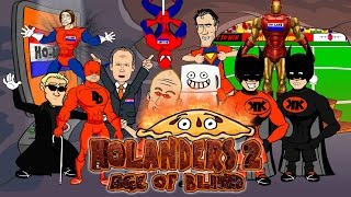 HOLLAND vs ICELAND TURKEY vs HOLLAND (Holanders 2!Netherlands Goals Highlights 0-1 3-0