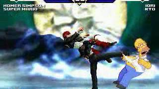 JS MUGEN Team Battle Team NobunagaLionKing