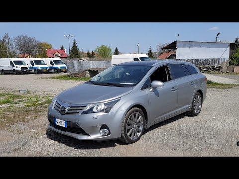 Toyota Avensis 2.2D 2014 с пробегом 148000 за 9250€