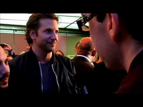Philly Red Carpet Premiere Bradley Cooper & Brian Klugman