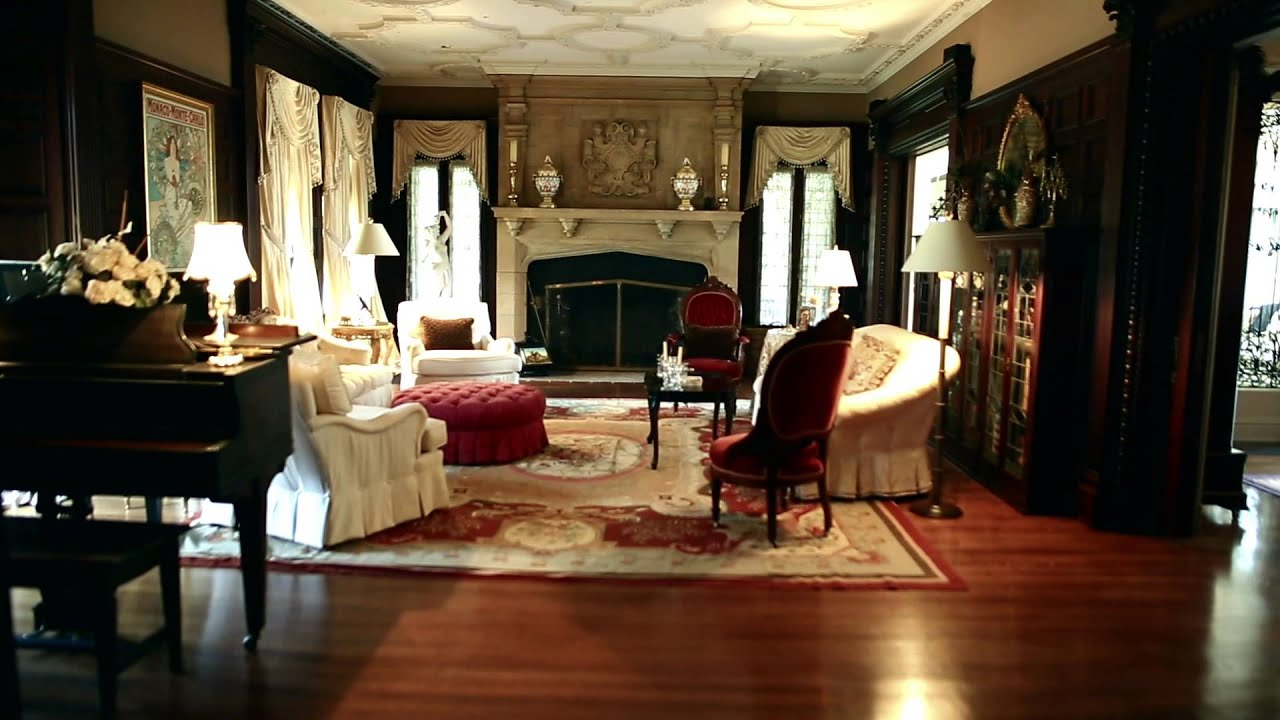 Richardsonian Romanesque Mansion in St. Louis, Missouri