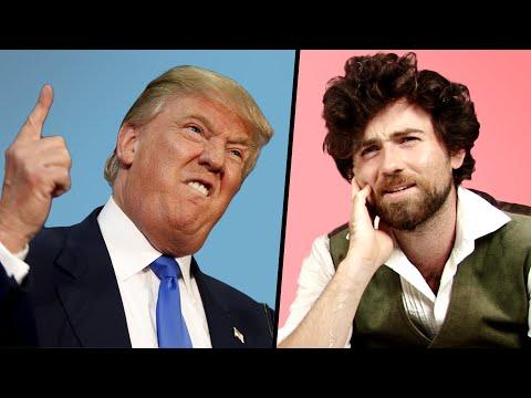 Irish People's Reactions To Donald Trump