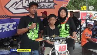 Ini Dia Video M Diandra, Sang Juara Nasional Motocross Di Kelas SE65 Novice (2017)