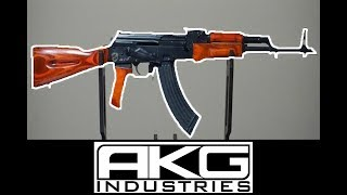 NFA Review EXPO - AKG Industries