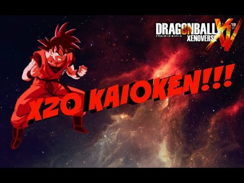 how to get kaioken xenoverse2