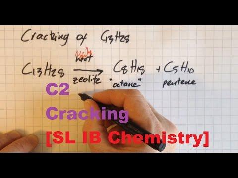 C2 Cracking [SL IB Chemistry]