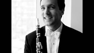 Jon Manasee   Weber 7 Variations on a Theme from Silvana for clarinet and piano Op 33