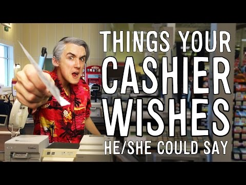 What Your Cashier Won't Tell You
