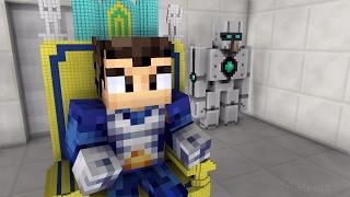 VEGETA VS VEGETTA777 - EPISODIO 1 (Serie) | Animación Minecraft
