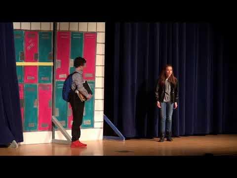 Dark Academy - A Douglas High School Drama Club Production