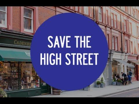 Digital Marketing Solutions for Retail - SaveTheHighStreet.org