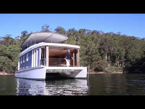 Mothership Houseboat
