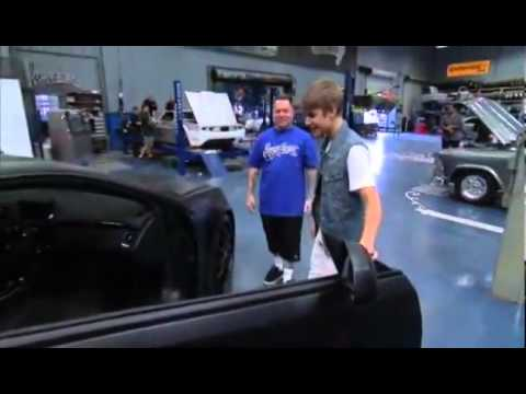 Justin Bieber 'Batmobile' Car - West Coast Customs