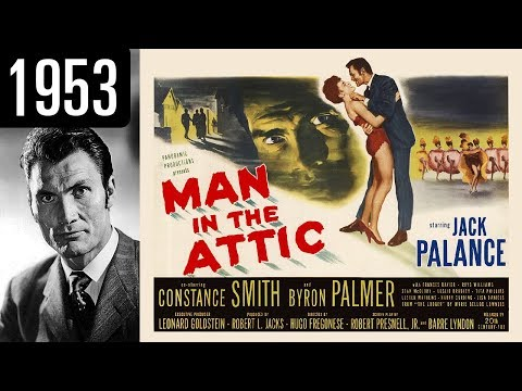 Man in the Attic - Full Movie - GREAT QUALITY (1953)