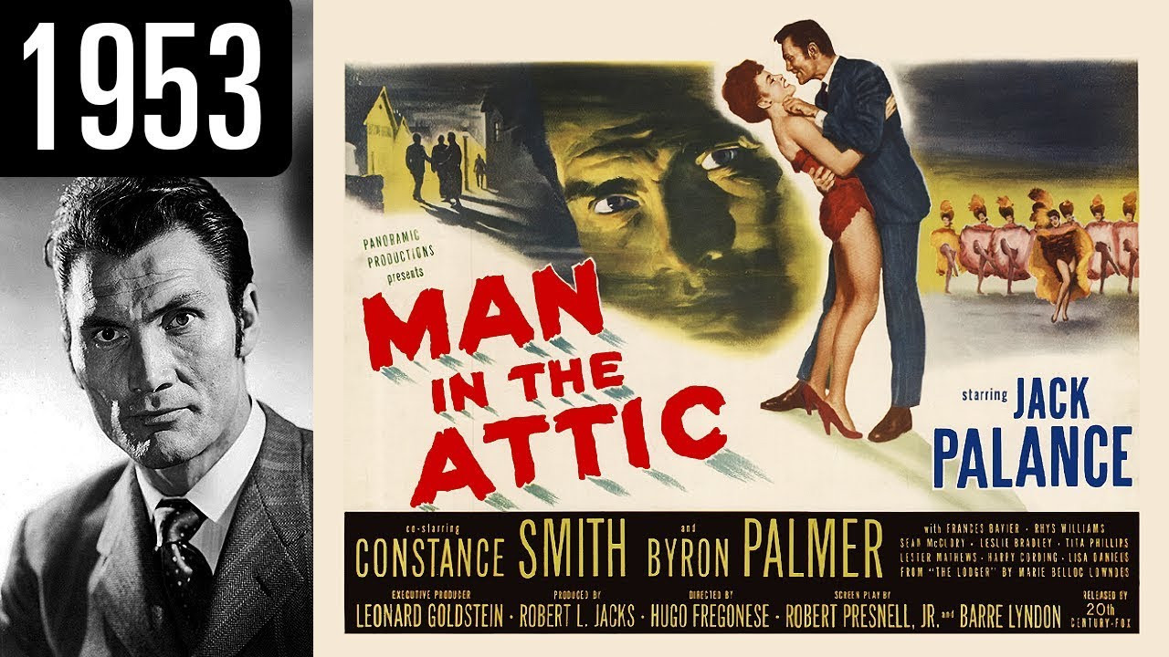 Man In The Attic Full Movie Great Quality 1953