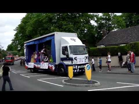 Stoney Stanton Carnival 2013 - First video
