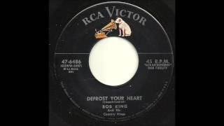 Bob King - Defrost Your Heart